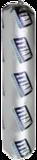 Герметик силиконовый санитарный Tytan Professional 600мл (12шт/кор)