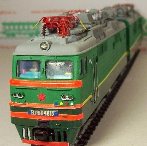 20C03 Стендовая модель Электровоза ВЛ80с, НО