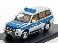 1:43 Mitsubishi Pajero POLIZEI (Полиция Германии) 2012