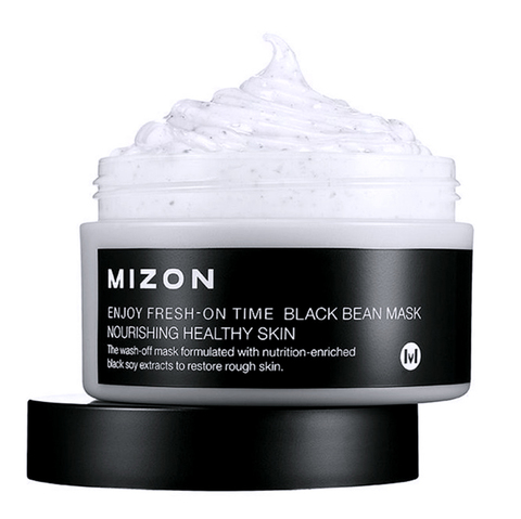 MIZON Enjoy Fresh On-Time Black Bean Mask