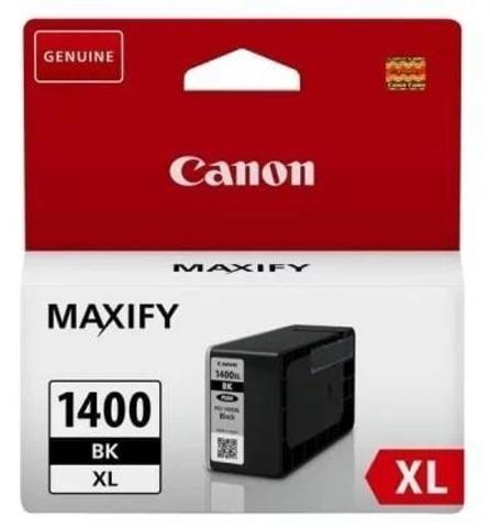 Картридж Canon PGI-1400XL BK черный