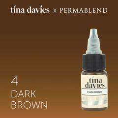 Пигмент для бровей Tina Davies I love ink