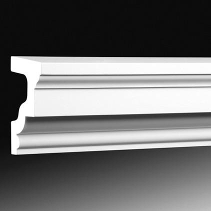 Подоконный элемент Европласт из полиуретана 4.82.201, интернет магазин Волео