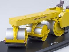 Road Roller DU-49 orange Start Scale Models (SSM) 1:43