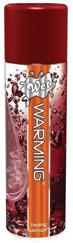 Разогревающая смазка для секса на водной основе Wet Warming Gel Lubricant (разный объем)