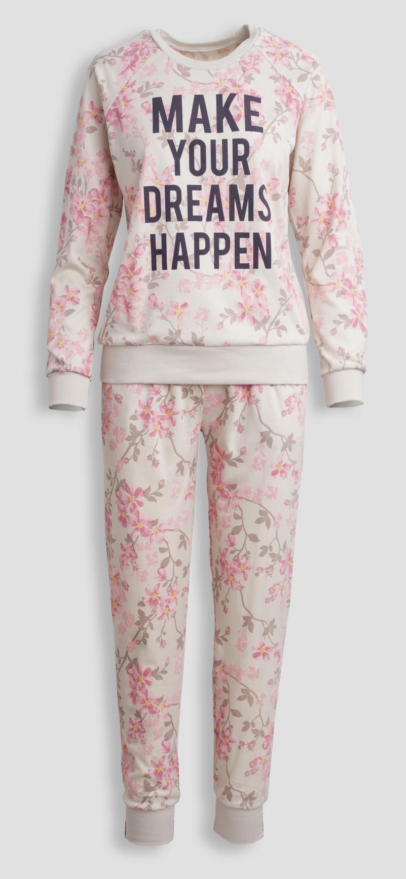 Женская пижама E17K-72P101