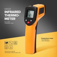 ИК термометр бесконтактный GM320