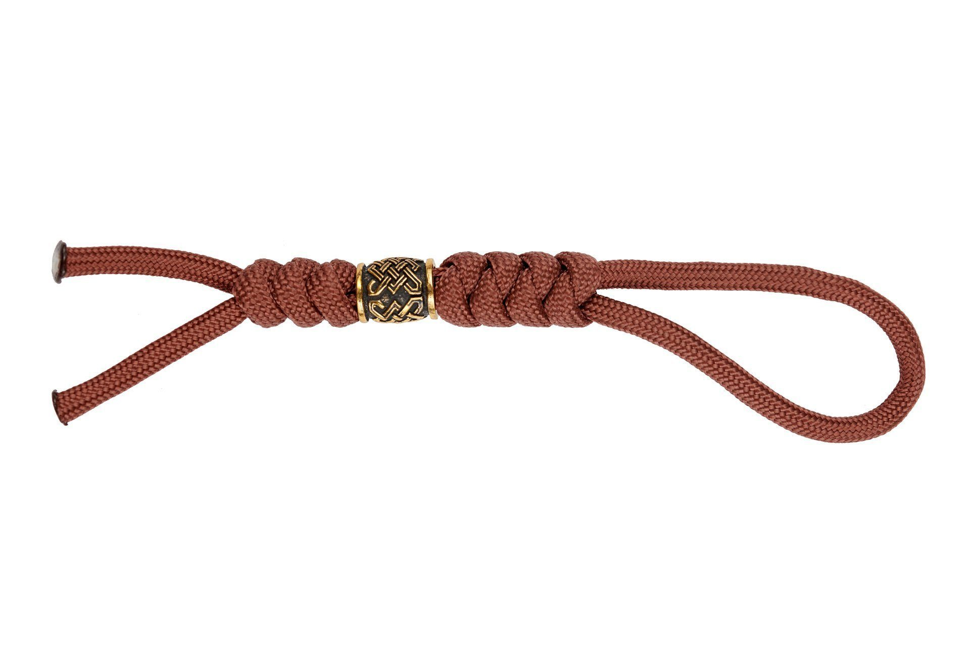 EDC lanyard by SEVER (brown)