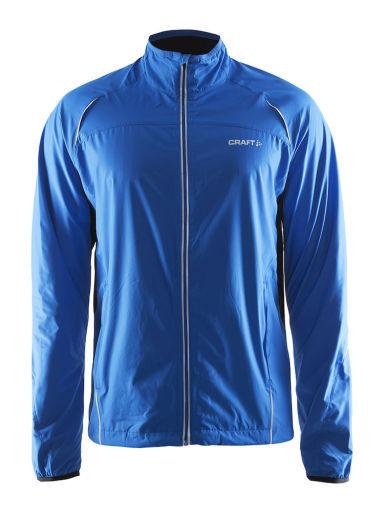 Мужская куртка Craft Active Run Blue (1902210-1336)