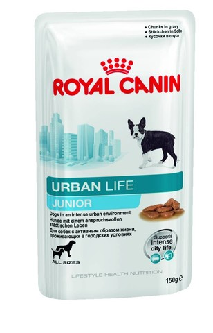 Royal Canin Urban Life Junior Dog