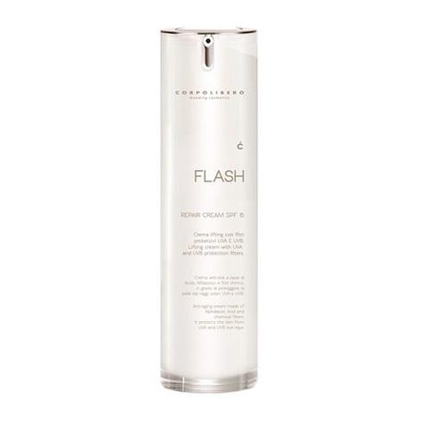 Крем защитный восстанавливающий Corpolibero Flash Repair Cream SPF15 50мл