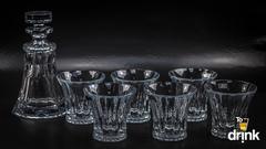 Набор для виски 7 предметов WELLINGTON