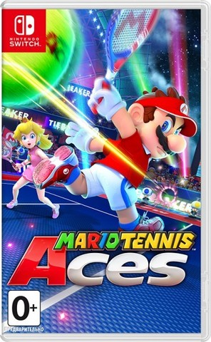 Nintendo Switch Mario Tennis Aces (русская версия)