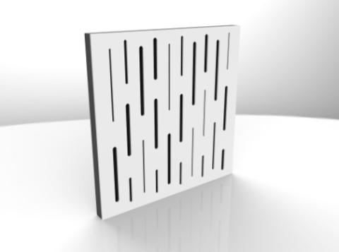 Акустический поролон панель ECHONON Studio-8 200-1600 Hz