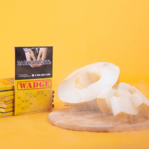 Табак Wadge Titanium Melon 100 г