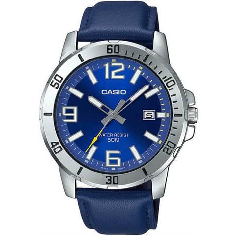Купить Наручные часы CASIO MTP-VD01L-2BVUDF по доступной цене