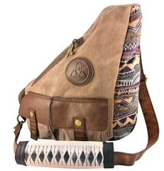 Ходячие Мертвецы сумка Мишон Катана — Walking Dead Michonne Katana Sling Bag