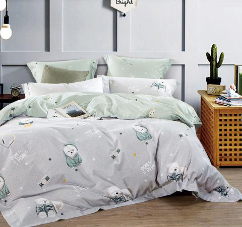 Детское фланелевое постельное белье  Asabella 1188
