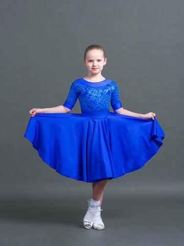 Рейтинговое платье боди, юбка 2 солнца арт.Re13