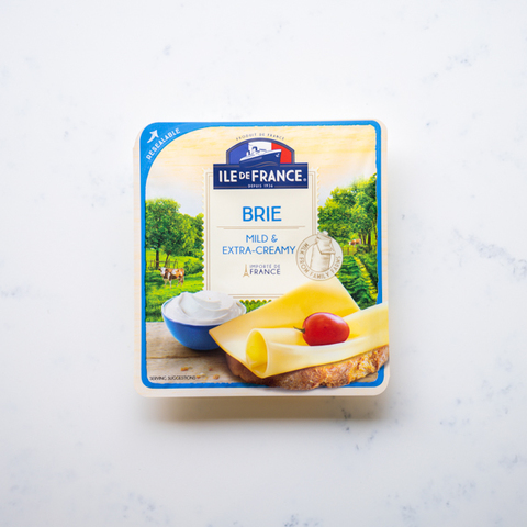 Сыр бри слайсами Ile de France, 150 гр