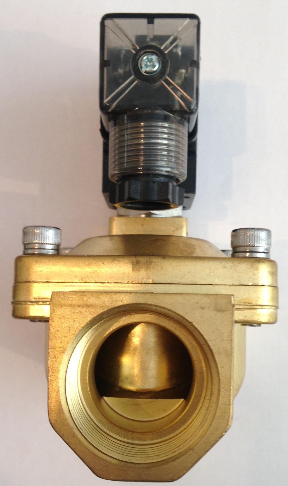 Электромагнитный клапан ЭМК 1