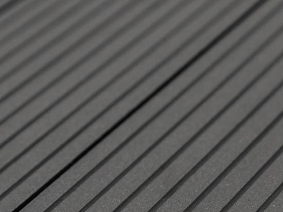 Террасная доска SW Carpinus цвет черный