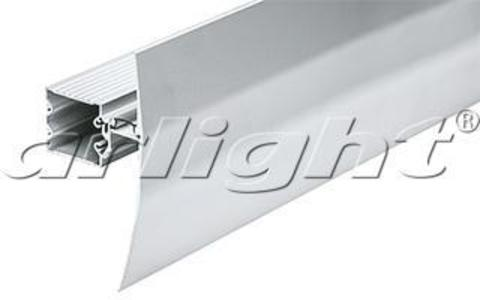 Профиль с экраном Arlight  ALU-BASE-WING-2000 ANOD+FROST