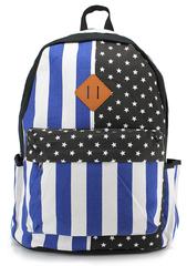 Молодежный рюкзак Звездно-полосатый