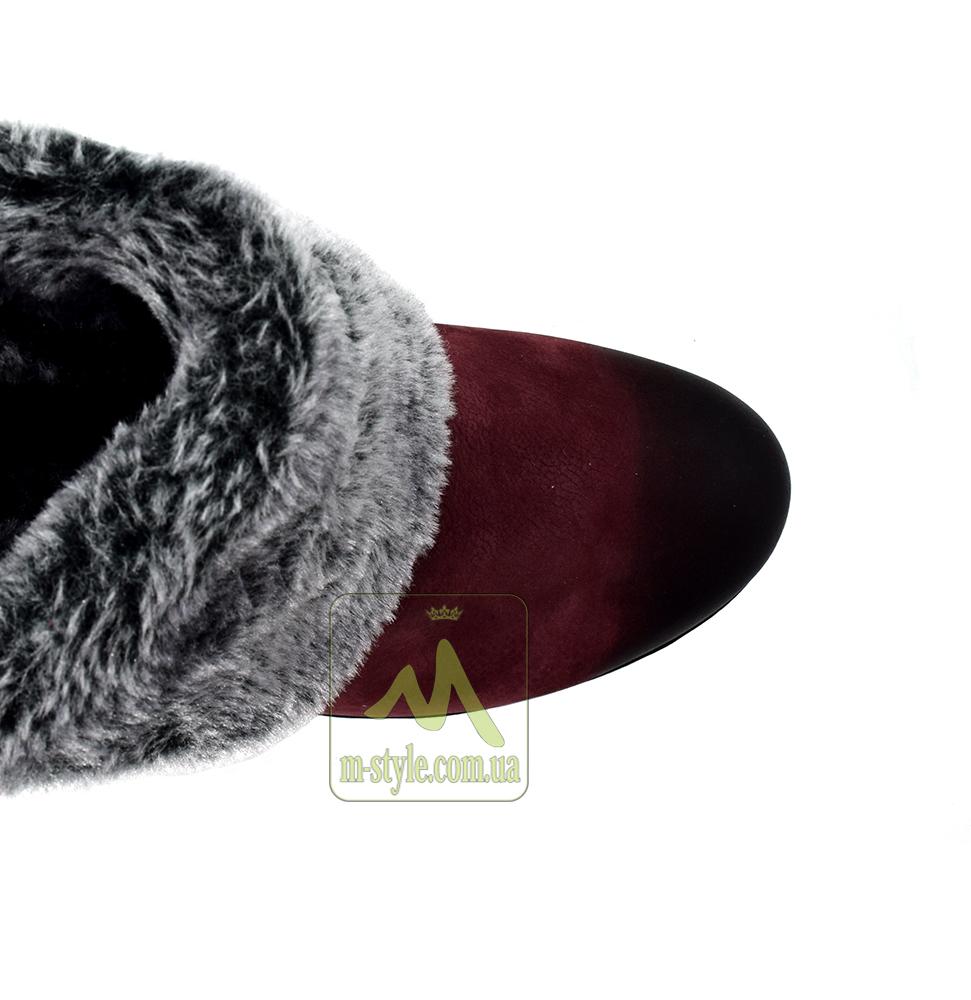 Ботинки зимние Kesim