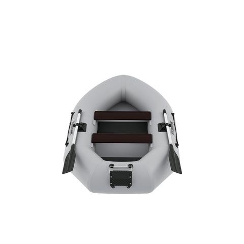 Надувная гребная лодка ПВХ Stream Дельфин 2+ с транцем