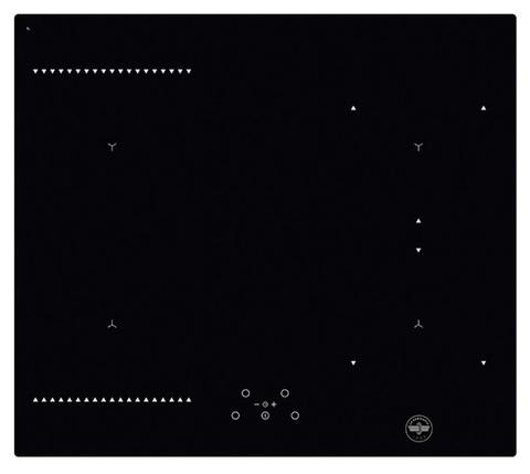 Независимая индукционная варочная панель La Germania P604IC1B2NE