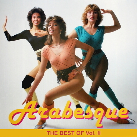 Arabesque / The Best Of Vol. II (LP)