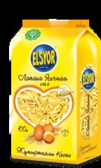 """Лапша яичная """"Elsyor"""" № 2  для супа 400г"""