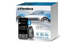 Автосигнализация Pandora DX 91BT 2CAN-LIN+BT+IMMO-key