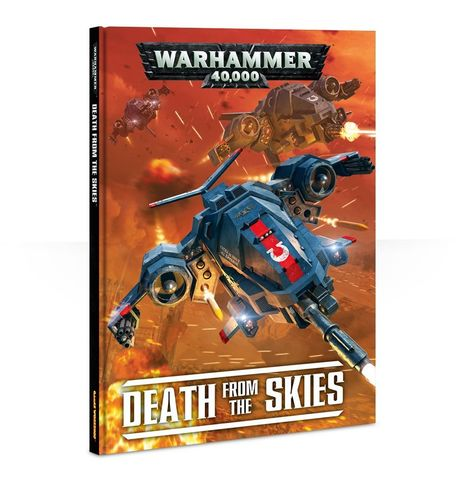 DEATH FROM THE SKIES (HB) (ENGLISH)