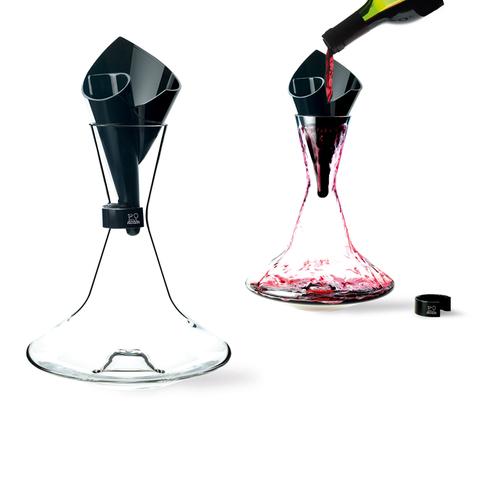 Графин для вина 750 мл ручной работы, артикул 230265. Серия Asarine