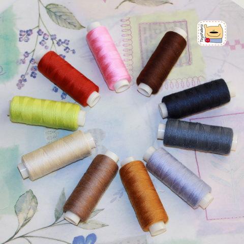 Набор швейных ниток №2