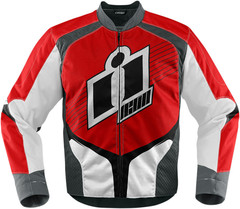 Overlord Jacket / Красный