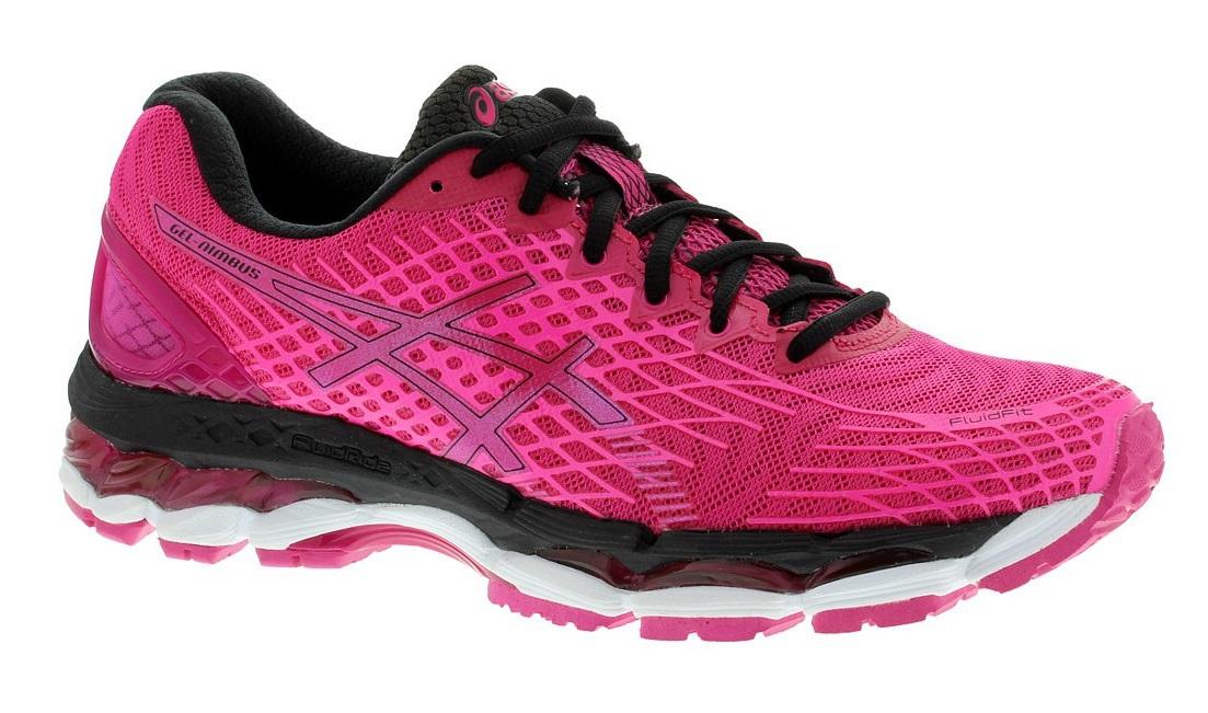 Женские кроссовки для бега Asics Gel-Nimbus 17 Lite-Show (T56NQ 2121)