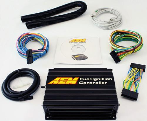 Блок управления двигателем AEM Fuel & Ignition Controller Universal F/IC 6