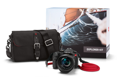 Цифровая фотокамера LEICA V-Lux Explorer Kit черного цв.