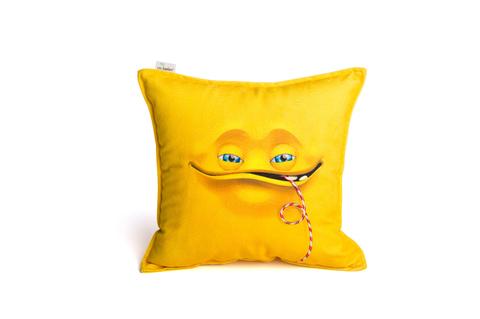 Подушка декоративная Smile 40*40