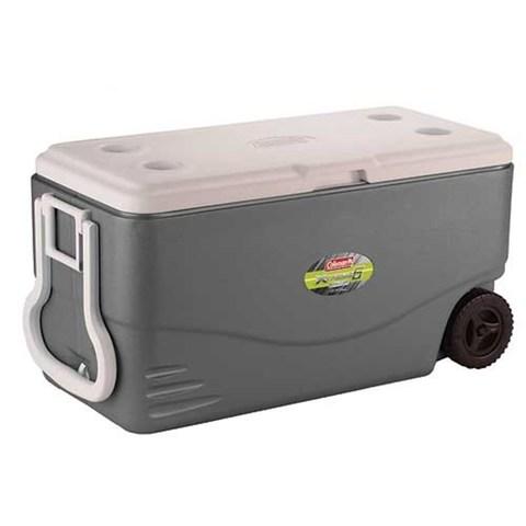 Изотермический контейнер (термобокс) Coleman 82QT Xtreme Wheeled Cooler (термоконтейнер, 82 л.)