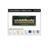Набор Model Air Metallic colors  (8цв.)