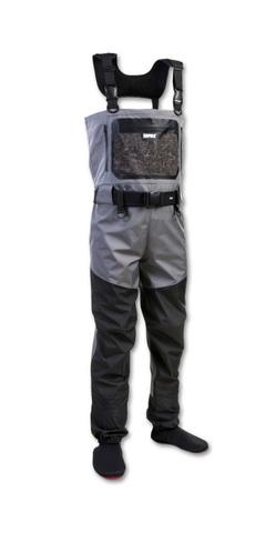 Вейдерсы Rapala EcoWear цвет серо-черный с циф. камуфляж размер XL
