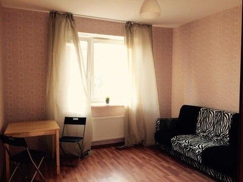 Комната 14 кв.м Туристская 15к1, метро Старая Деревня
