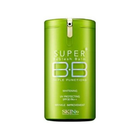 ББ крем для светлой кожи SKIN79 Super Plus Beblesh Balm (Green) SPF30 PA++
