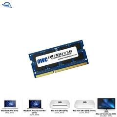 Модуль памяти OWC 8GB 1066MHZ DDR3 SO-DIMM PC3-8500 для Apple 2010 iMac, mac mini, macbook pro 1.5V