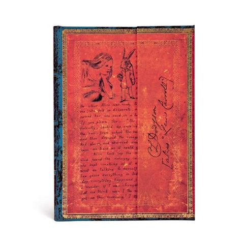 Embellished Manuscripts / Lewis Carroll, Alice in