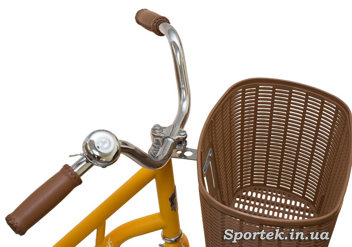 Руль городского велосипеда Dorozhnik Retro 2016